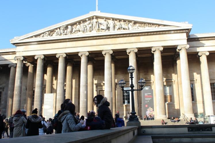 The British Museum London UK