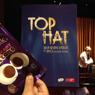 Top Hat, The Churchill Theatre, Churchill Theatre, Musical, Musical Theatre, Theatre, West End, Dance, Irving Berlin, That Emily, Theatre Blog, Blogger, Bromley, London, Kent, UK