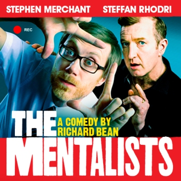 The Mentalists Stephen Merchant Steffan Rhodri Theatre Theater Richard Bean Abbey London Drama Play Psychology ThatEmily That Emily LDNTheatreBloggers