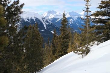 Travel Travelling Canada Alberta Calgary Banff Gondola Sulhpur Mountain Explore Visit Travel Blog Blogger That Emily ThatEmily Snow Winter Mountain Rocky Mountains Rockies