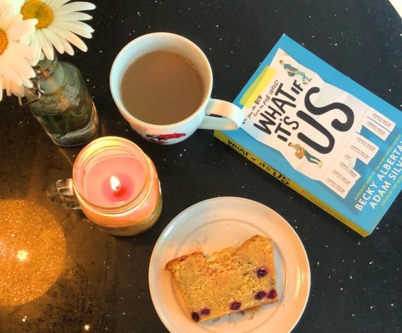Easy Lemon and Blueberry Drizzle Cake Recipe Baking That Emily Blog